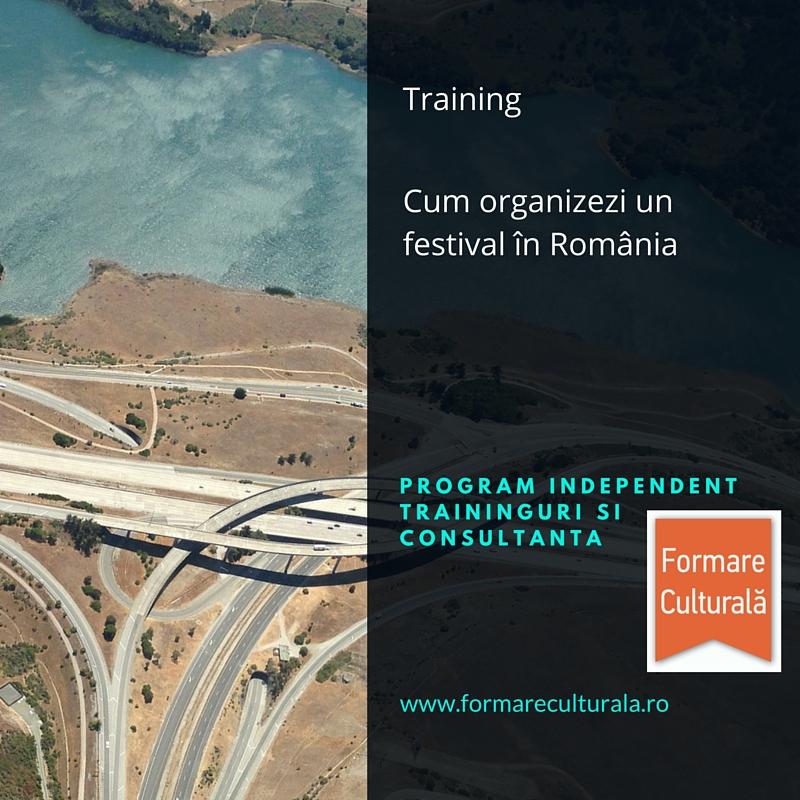 Cum organizezi un festival in Romania