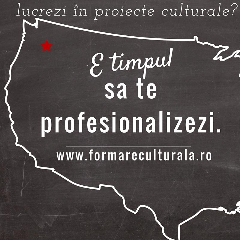 Noile joburi din sectorul cultural care au nevoie de profesionisti