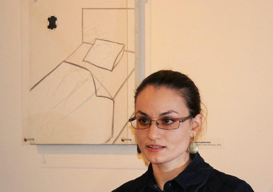 Raluca Băloiu, curatoare – Profesii creative, atunci și acum