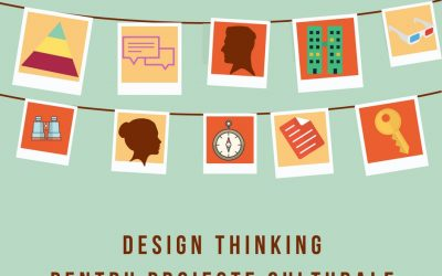 Design thinking pentru proiecte culturale