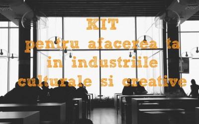 Kit pentru afaceri creative