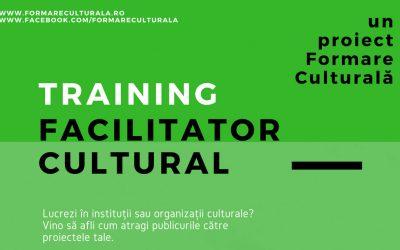 Facilitator cultural