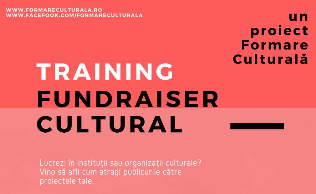 Fundraiser cultural