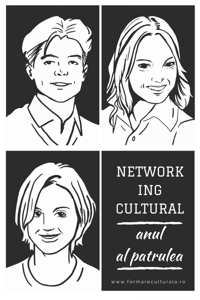 Networking cultural 2017