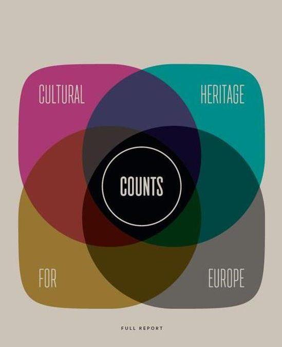 Cultural Heritage Counts for Europe – Patrimoniul cultural contează pentru Europa