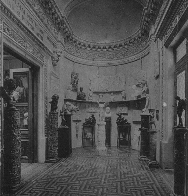 Muzeul Simu, deschis în anul 1910