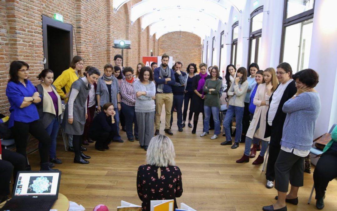 Grup sau comunitate: cum creștem cultura în educație? @ Noii Industriași, creativii