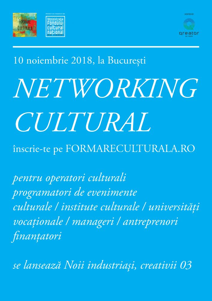 poster networking cultural 2018