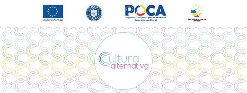 """Conferință închidere proiect """"Cultura alternativă"""": despre o propunere de politică publică privind statutul artistului"""