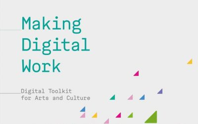 Digital Toolkit for Arts and Culture @ Arts Council