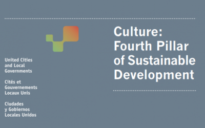 Cultura, al patrulea pilon al sustenabilității