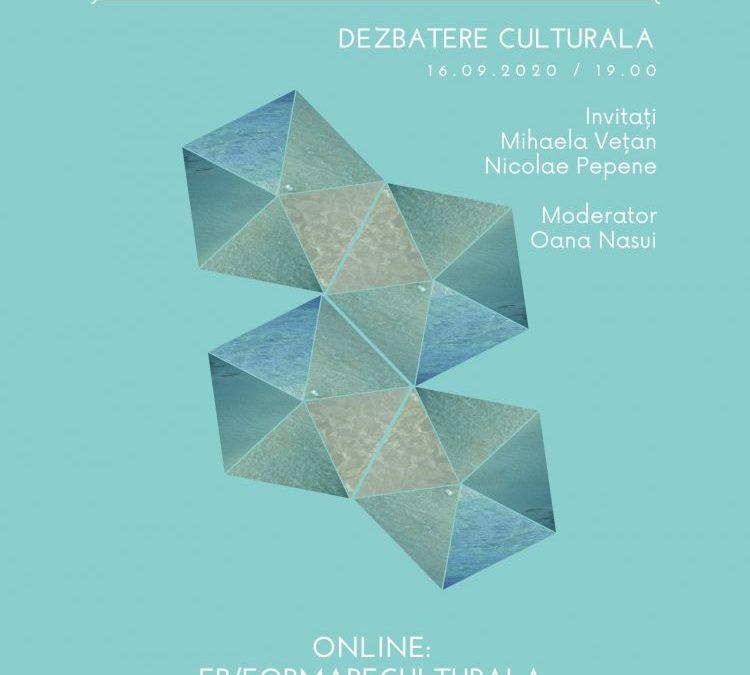 Dezbatere culturală: Inovație în patrimoniu imaterial
