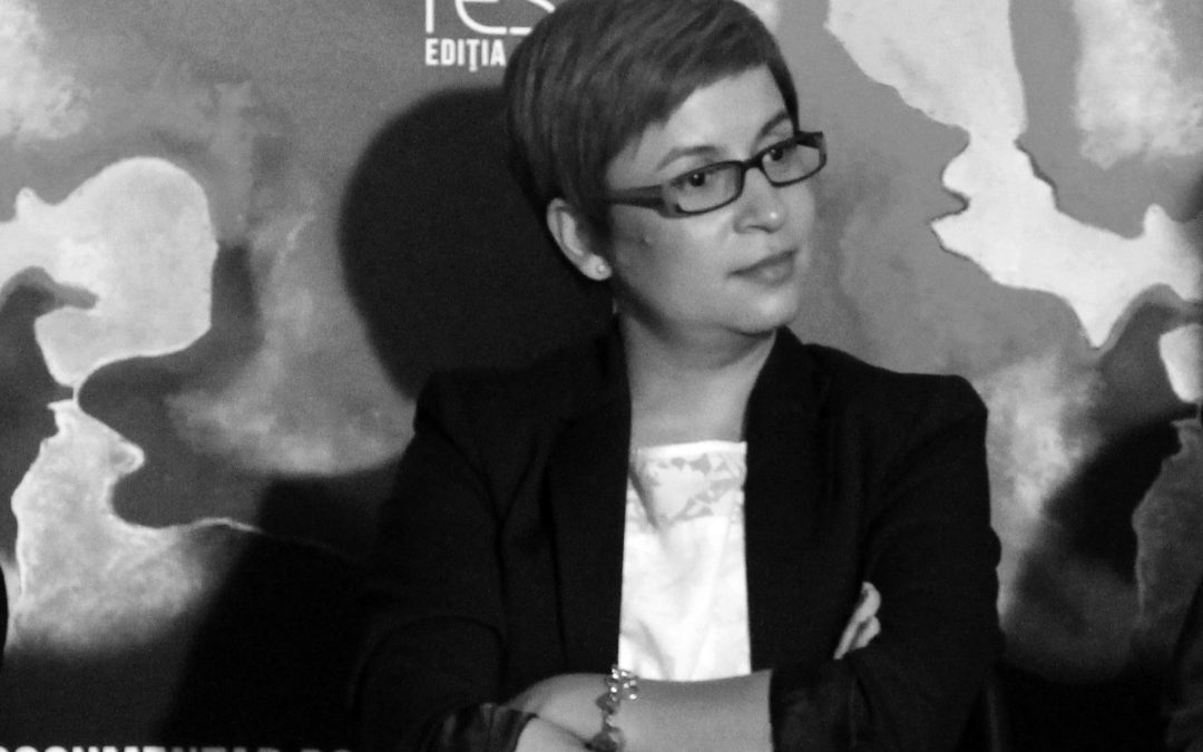 Daniela Apostol, manager cultural – profesii creative
