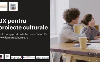 UX pentru proiecte culturale
