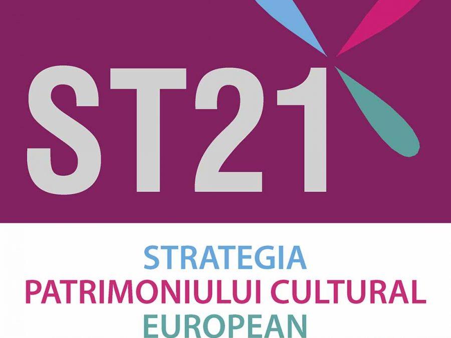 Strategia patrimoniului cultural european pentru secolul XXI